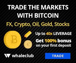 whaleclub.co Trade with BTC