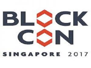 Blockcon Singapore 2017